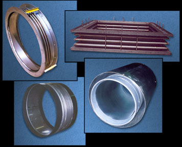 Metal Duct Expansion Joints